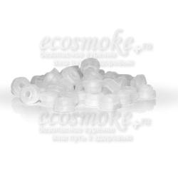 Силиконовая крышка картриджа для eGo-T/eGo-C 5шт ~ *А* + белый