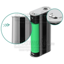 Батарейный мод Eleaf iStick TC 100W (без аккумуляторов) ~ белый