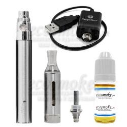 Электронная сигарета Kangertech EVOD-C 900мАч ~ стальной