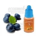 Е-жидкость Hangsen Blueberry Черника 10мл