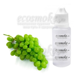 Е-жидкость eco-smoke Виноград Белый 20мл ~ 18мг