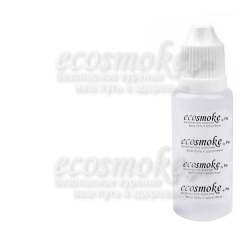 Е-жидкость eco-smoke  Без Аромата 20мл ~  6мг