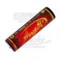Литиевый аккумулятор ICR18650 3000мАч TrustFire 7А PCB