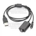 Зарядное устройство 2-в-1 [USB]⇔[510]+[microUSB] 420мА